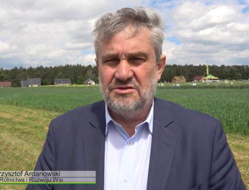 Minister Rolnictwa i Rozwoju Wsi zaprasza na Krajowe Dni Pola 2020