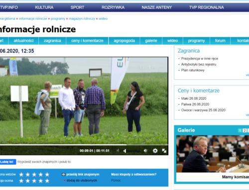 Informacje rolnicze – podsumowanie KDP i o pozostałych działalnościach KPODR w Minikowie