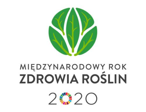 Międzynarodowy Rok Zdrowia Roślin 2020
