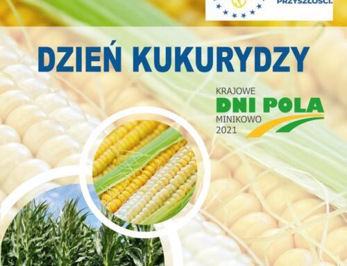 Zapraszamy na konferencję Dzień Kukurydzy 19.09.2021 r.